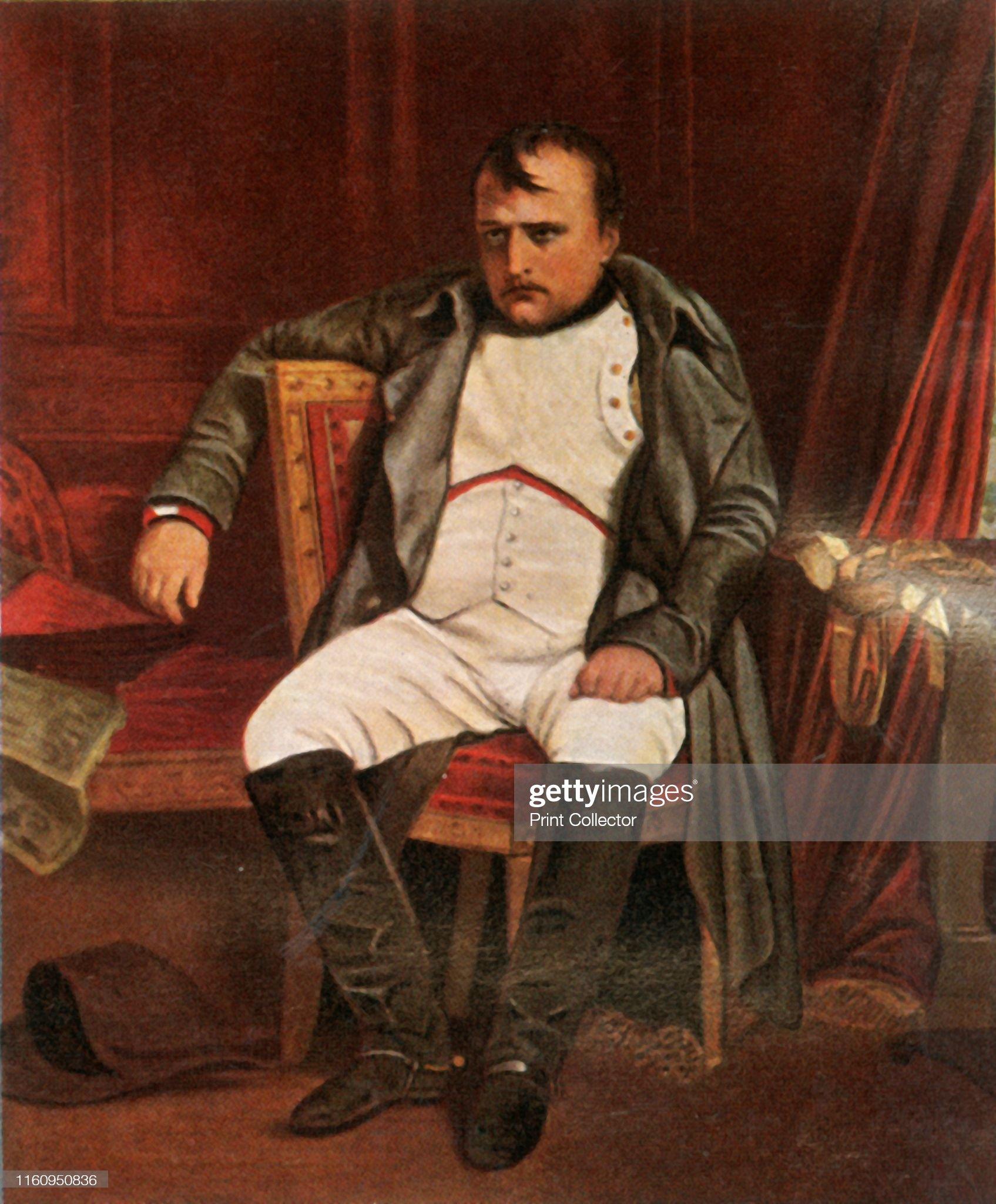 Napoleon I : News Photo