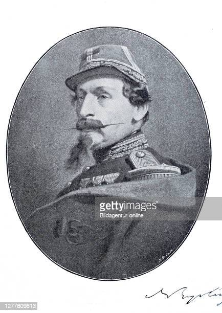 Napoleon III, born Charles-Louis Napoleon Bonaparte, 20 April 1808 - 9 January 1873, the nephew of Napoleon I, was the first President of France from...