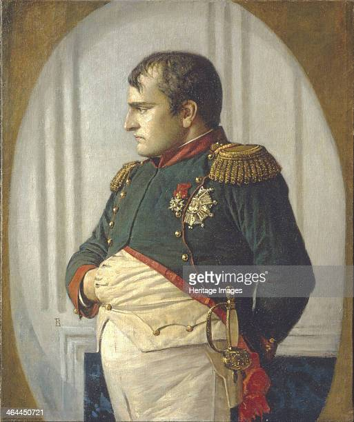 Napoleon in the Petrovsky Palace 1895 Found in the collection of the State History Museum Moscow