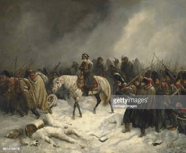 Napoleon's campaign in Russian winter Private Collection