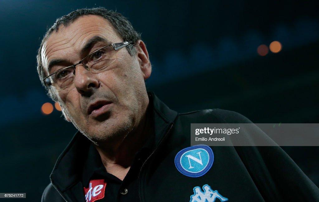 FC Internazionale v SSC Napoli - Serie A : Foto di attualità