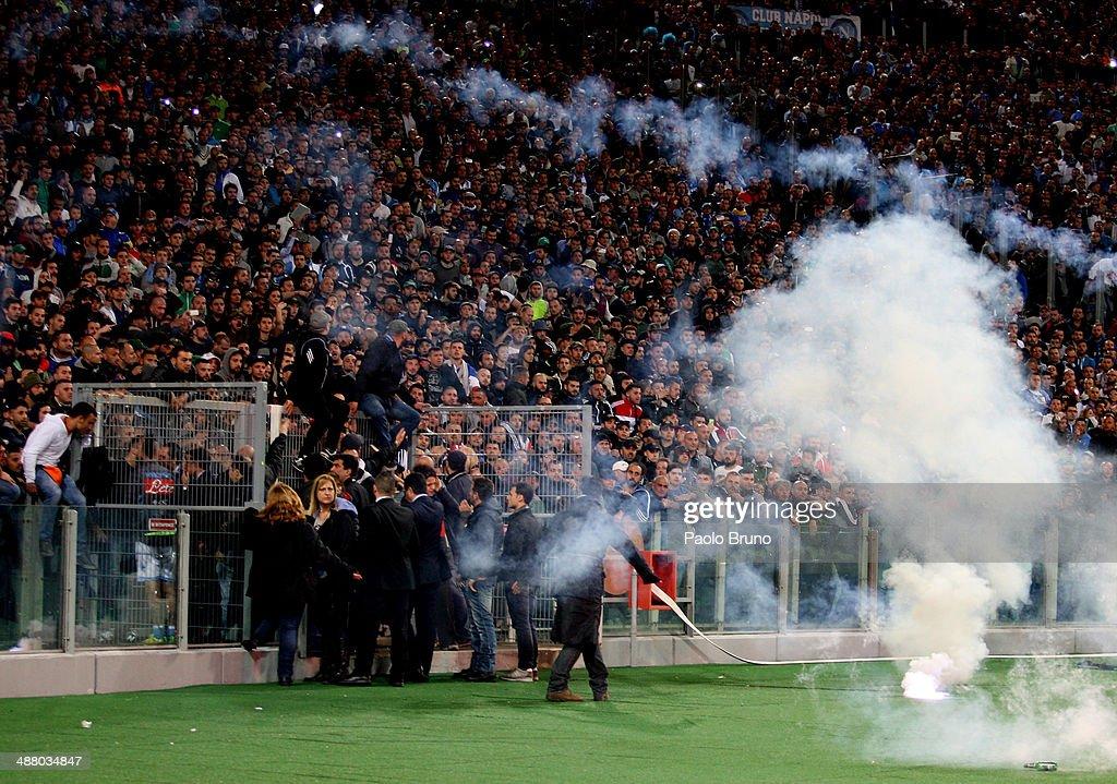ACF Fiorentina v SSC Napoli - TIM Cup Final : News Photo