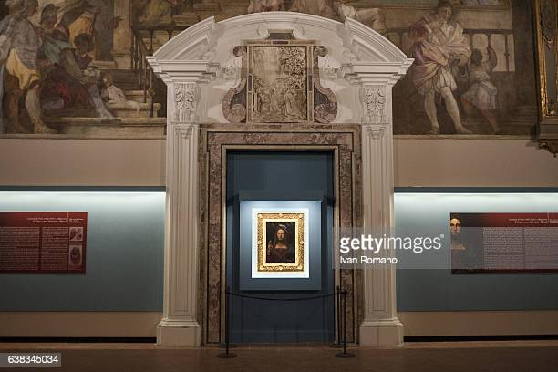 Napoli Opening Exhibition at Diocesan Museum of Donnaregina with Salvator Mundi by Leonardo Da Vinci from 12 January to 31 March Other works of...