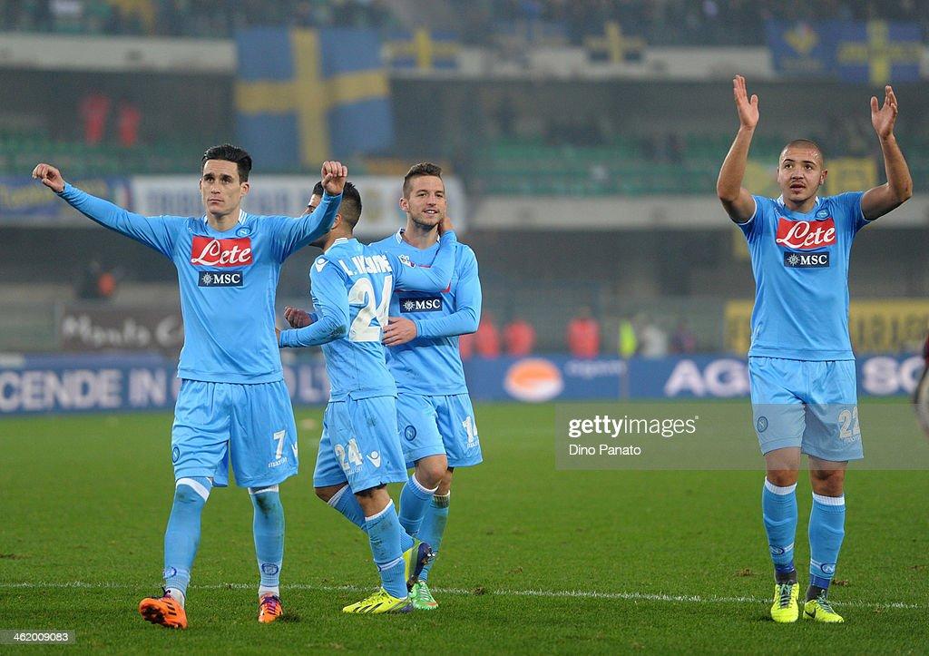 Napoli Pimpin Klasemen Sementara Seri A Di Liga Italia