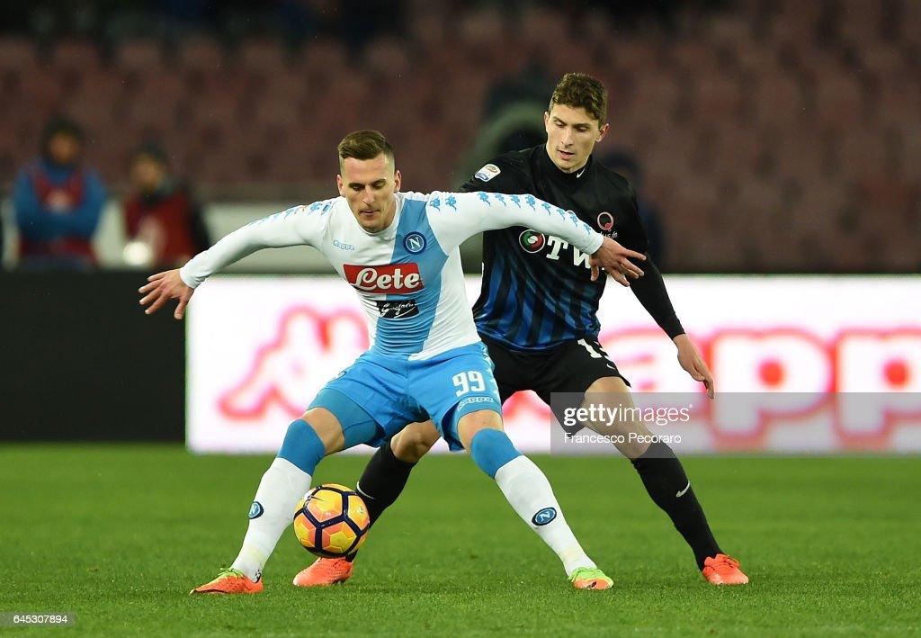 SSC Napoli v Atalanta BC - Serie A : News Photo