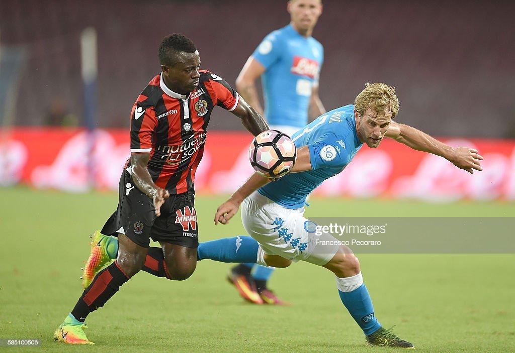 SSC Napoli v OGC Nice