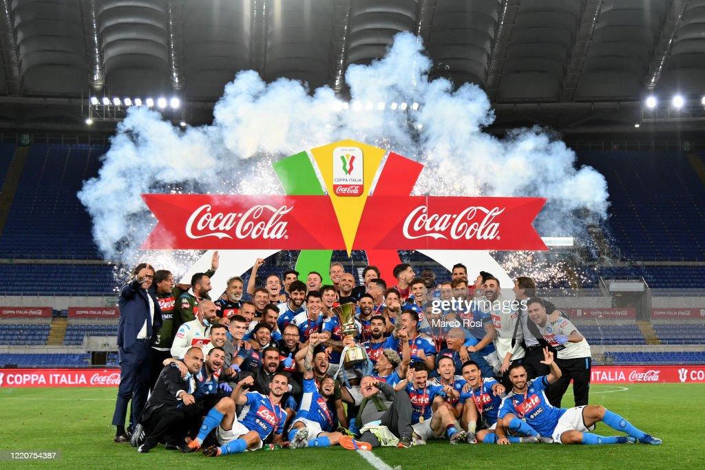 Juventus v SSC Napoli - Coppa Italia: Final : News Photo