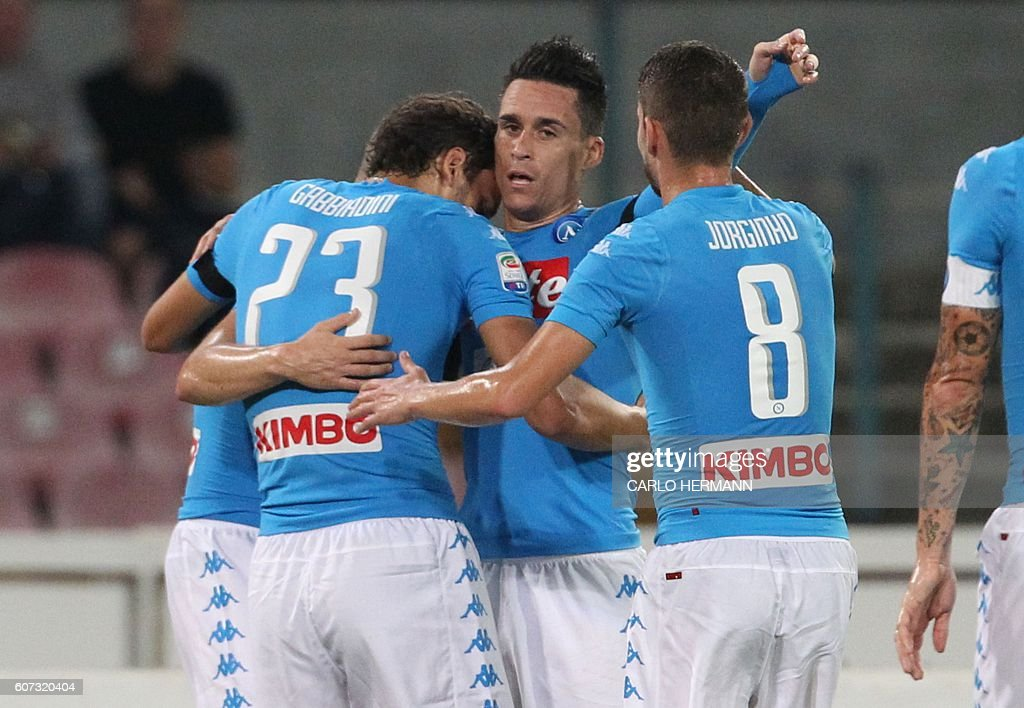 Misi Napoli Menjadi Juara Di Italia