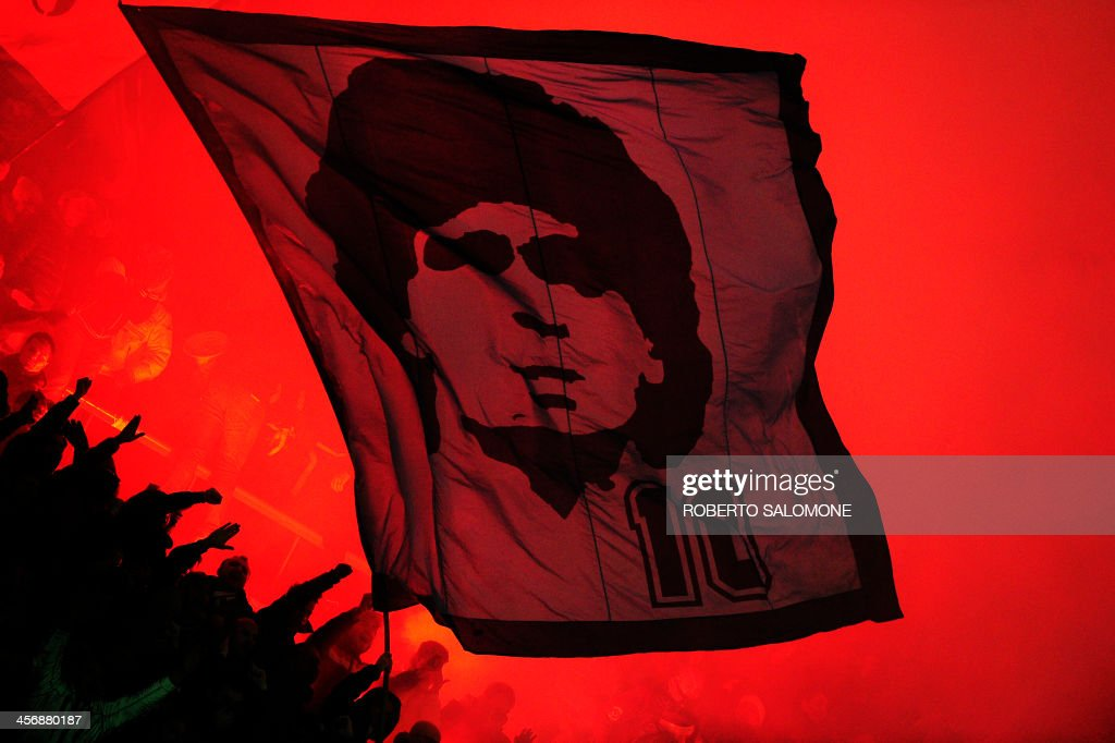 UNS: Maradona: The Enduring Image Of A Football Icon