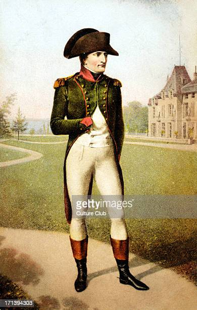 Napoléon Bonaparte standing portrait by Isabey Emperor of the French 17691821