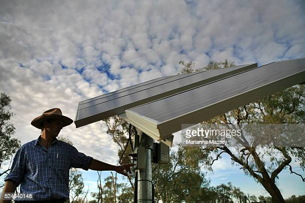 Napperby Station a real working cattle station about 190km North West of Alice Springs really lives the life depicted on the big screen in the epic...