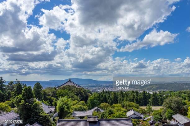 Nara cityscape