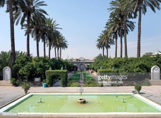 naranjestan- e qavam gardens, shiraz, iran - shiraz stock photos and pictures