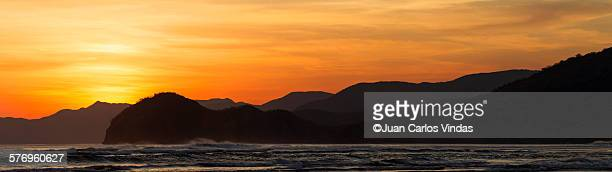 naranjo beach, guanacaste - parque nacional de santa rosa fotografías e imágenes de stock