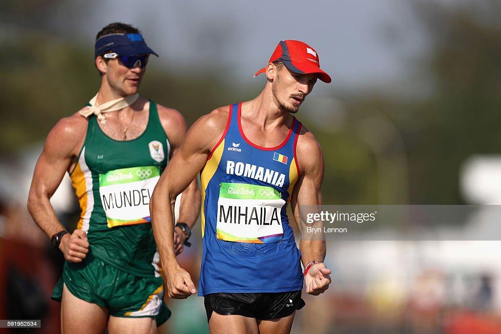 Athletics Race Walk - Olympics: Day 14 : News Photo
