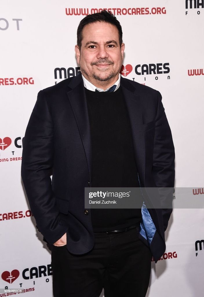 Narciso Rodriguez attends the 2018 Maestro Cares Gala at Cipriani Wall Street on March 8, 2018 in New York City.