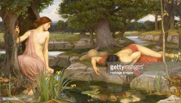 Narcissus and Echo Found in the Collection of Walker Art Gallery