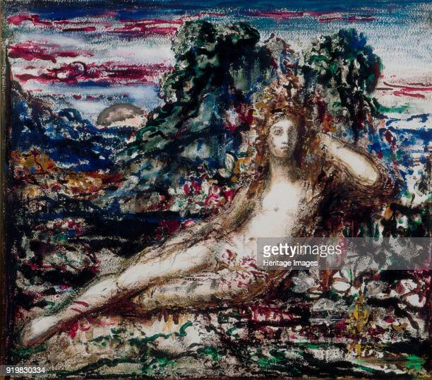 Narcissus Found in the collection of Musée Gustave Moreau