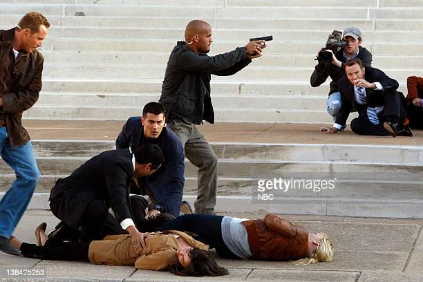 CHASE Narco Part 1 Episode 112 Pictured Cole Hauser as Jimmy Godfrey Yancey Arias as Pablo Cordova Lana Parilla as Isabella Cordova Kelli Giddish as...