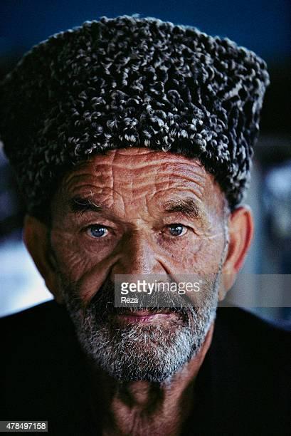 1997 Nardaran Village Absheron Peninsula Azerbaijan An inhabitant of the Nardaran Village During the period when Azerbaijan was under Soviet control...