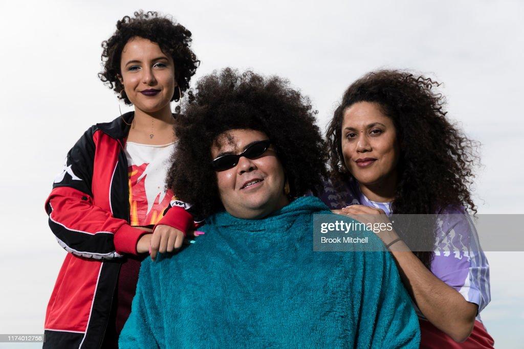 22nd Biennale of Sydney Media Briefing : News Photo
