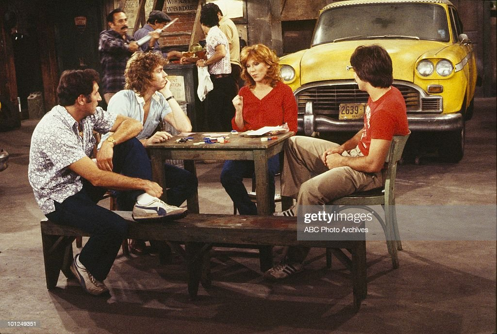 TAXI - 'Nardo Loses Her Marbles' - Airdate October 2, 1979. (Photo by ABC Photo Archives/ABC via Getty Images) JUDD