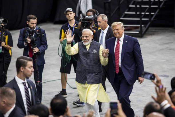 TX: Howdy Modi Community Summit For Indian Prime Minister Narendra Modi