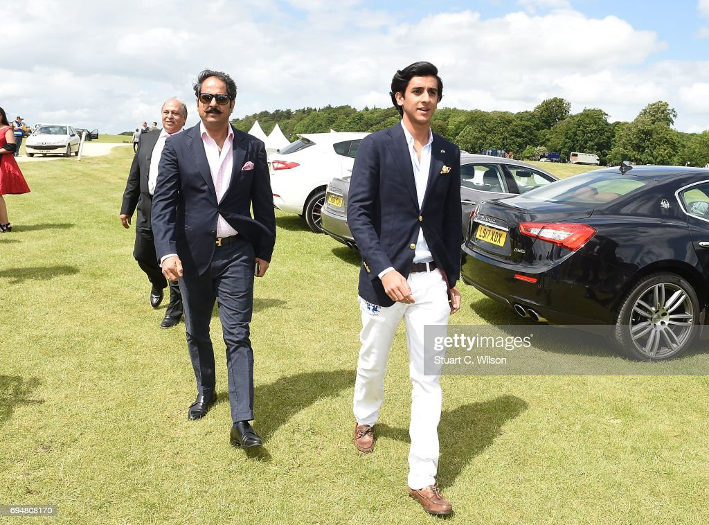 Maserati Royal Charity Polo Trophy : News Photo