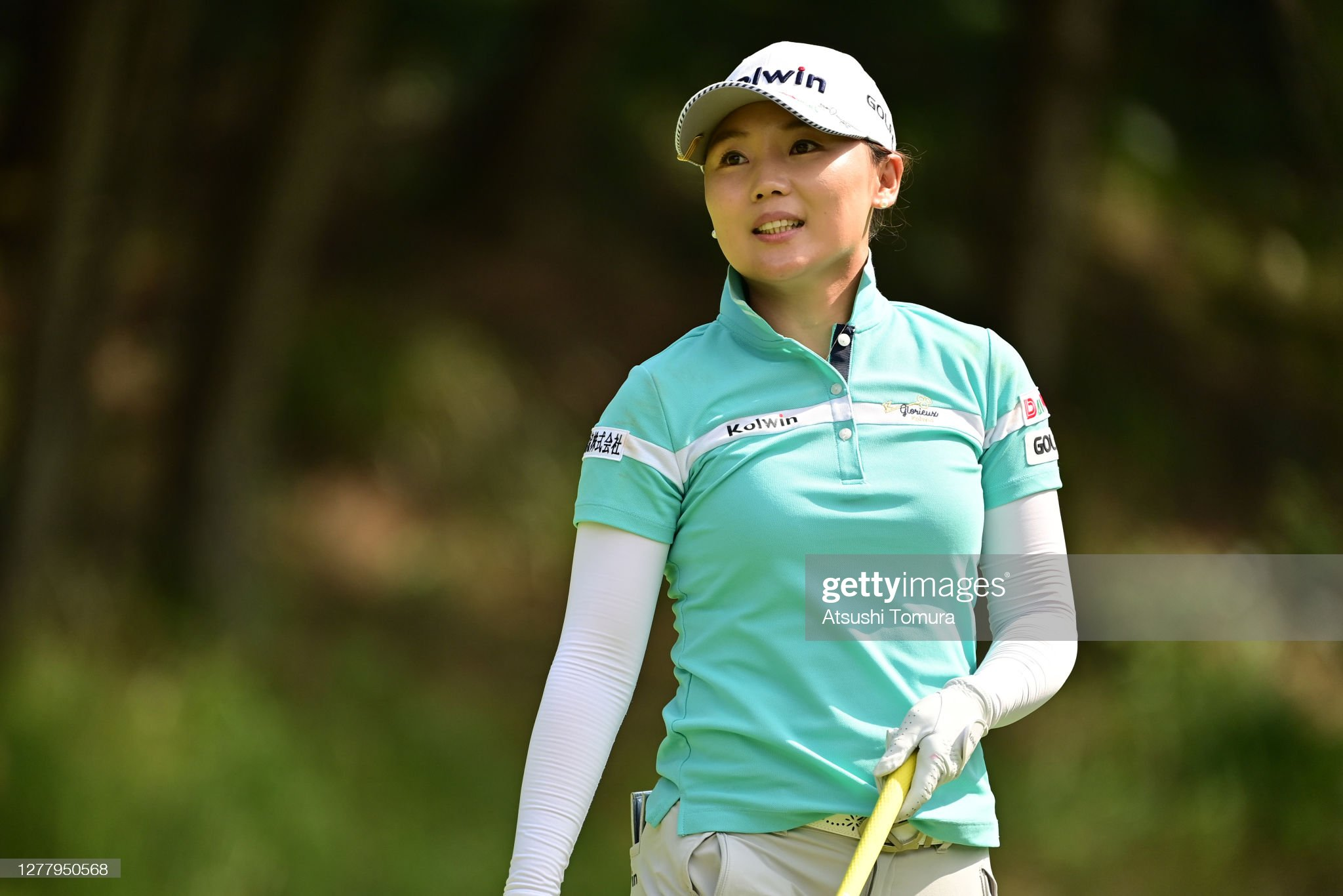 https://media.gettyimages.com/photos/nari-lee-of-south-korea-reacts-after-her-tee-shot-on-the-8th-hole-picture-id1277950568?s=2048x2048