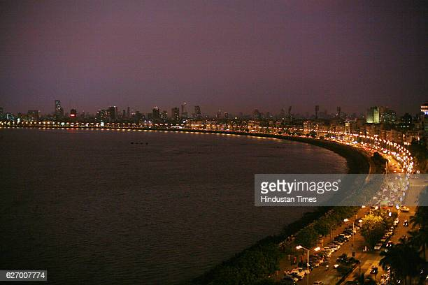 Nariman Point Marine Drive Queen's Necklace