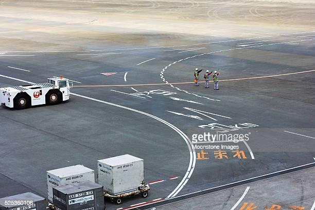 Narita Airport in Tokyo, Japan