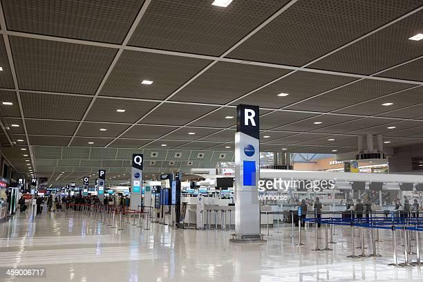 narita international airport in japan - narita international airport stock photos and pictures