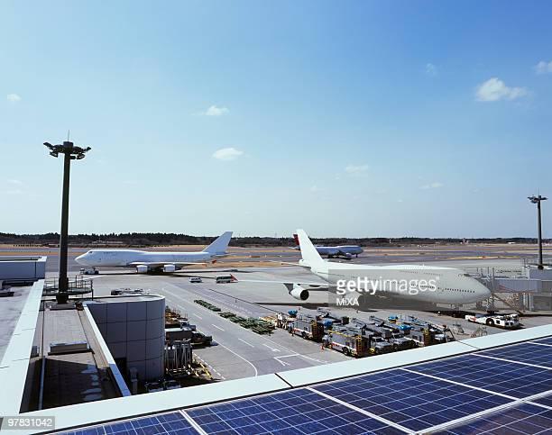 narita international airport, narita, chiba, japan - narita international airport stock photos and pictures