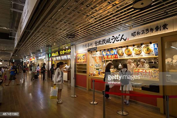 la terminal 3 del aeropuerto internacional narita - narita international airport fotografías e imágenes de stock