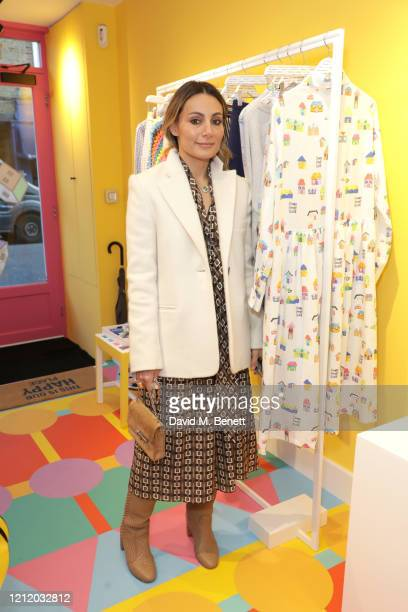 Narmina Marandi attends Mira Mikati's Store Opening on March 12 2020 in London England
