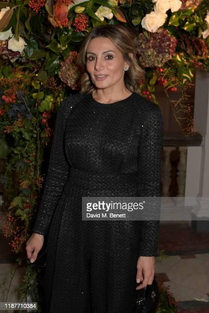Narmina Marandi attends the UK Premiere of 'Very Ralph' at Royal Academy of Arts on November 14 2019 in London England