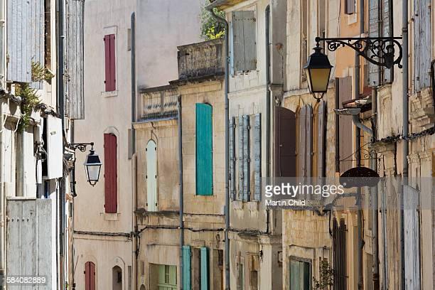 Narrow street in Arles