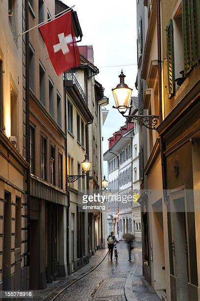 Narrow Street in Luzern