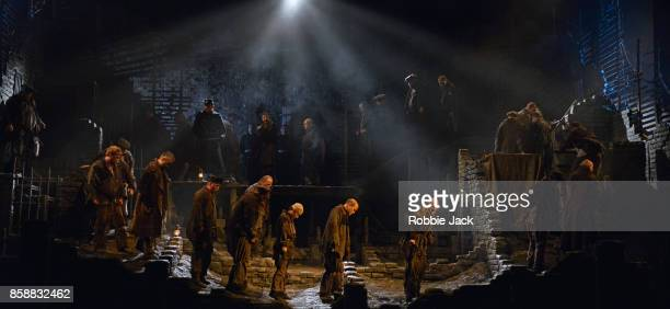 'nArtists of the company in Welsh National Opera's production of Leos Janacek's From the House of the Dead directed by David Pountney and conducted...
