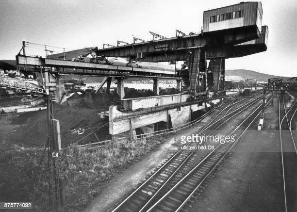 Narvik port for the Swedish iron mines
