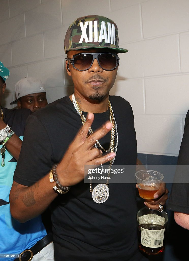Nas attends Hot 97 Summer Jam 2014 at MetLife Stadium on June 1, 2014 in East Rutherford City.