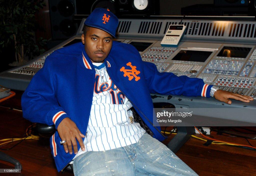 Hot 97's VIP Lounge Featuring Nas - November 23, 2004