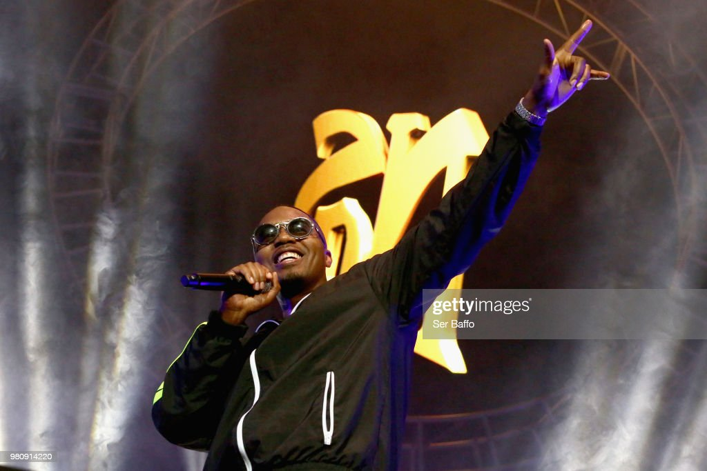 BET Jams Presents: 2018 BET Experience STAPLES Center Concert Sponsored by NISSAN - Night 1 : News Photo