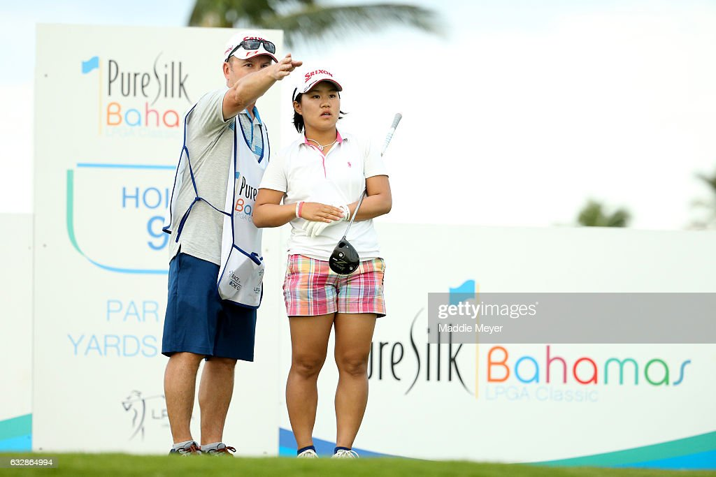 Pure Silk Bahamas LPGA Classic - Round Two : News Photo