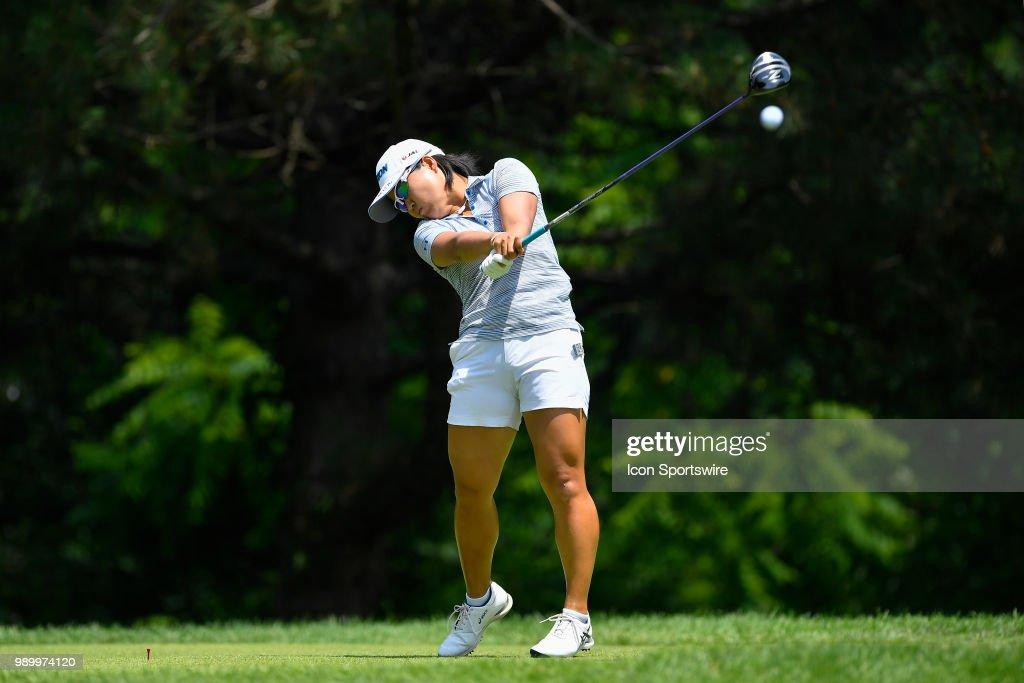 GOLF: JUN 30 LPGA - KPMG Women's PGA Championship : ニュース写真