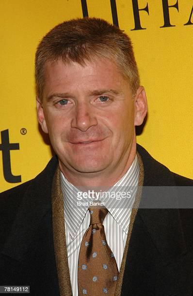 Nascar Driver Jeff Burton attends the Sprint Nextel and Tiffany & Co. Celebrate Champions Week at Tiffany $ Co. On November 28, 2007 in New York City.