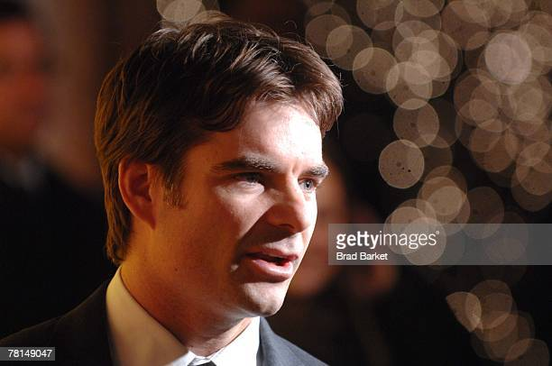 Nascar driver Jeff Gordon attends the Sprint Nextel and Tiffany & Co. Celebrate Champions Week at Tiffany & Co. On November 28, 2007 in New York City.