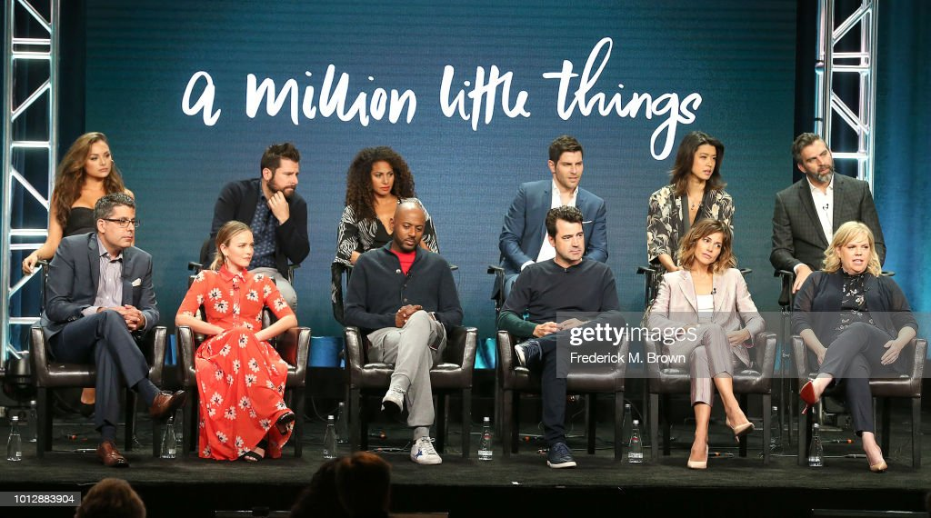 Summer 2018 TCA Press Tour - Day 14 : News Photo