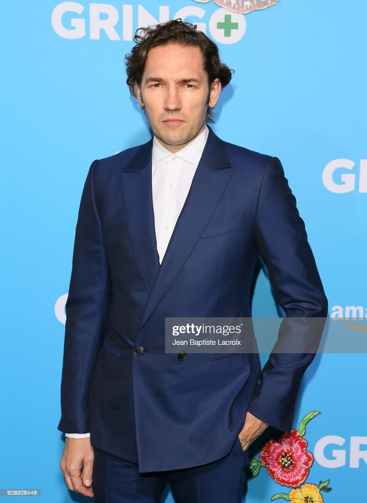 Nash Edgerton attends the world premiere of 'Gringo' from Amazon Studios and STX Films at Regal LA Live Stadium 14 on March 6, 2018 in Los Angeles, California.