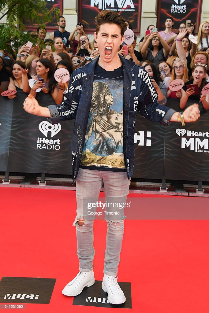 2016 iHeartRADIO MuchMusic Video Awards - Arrivals